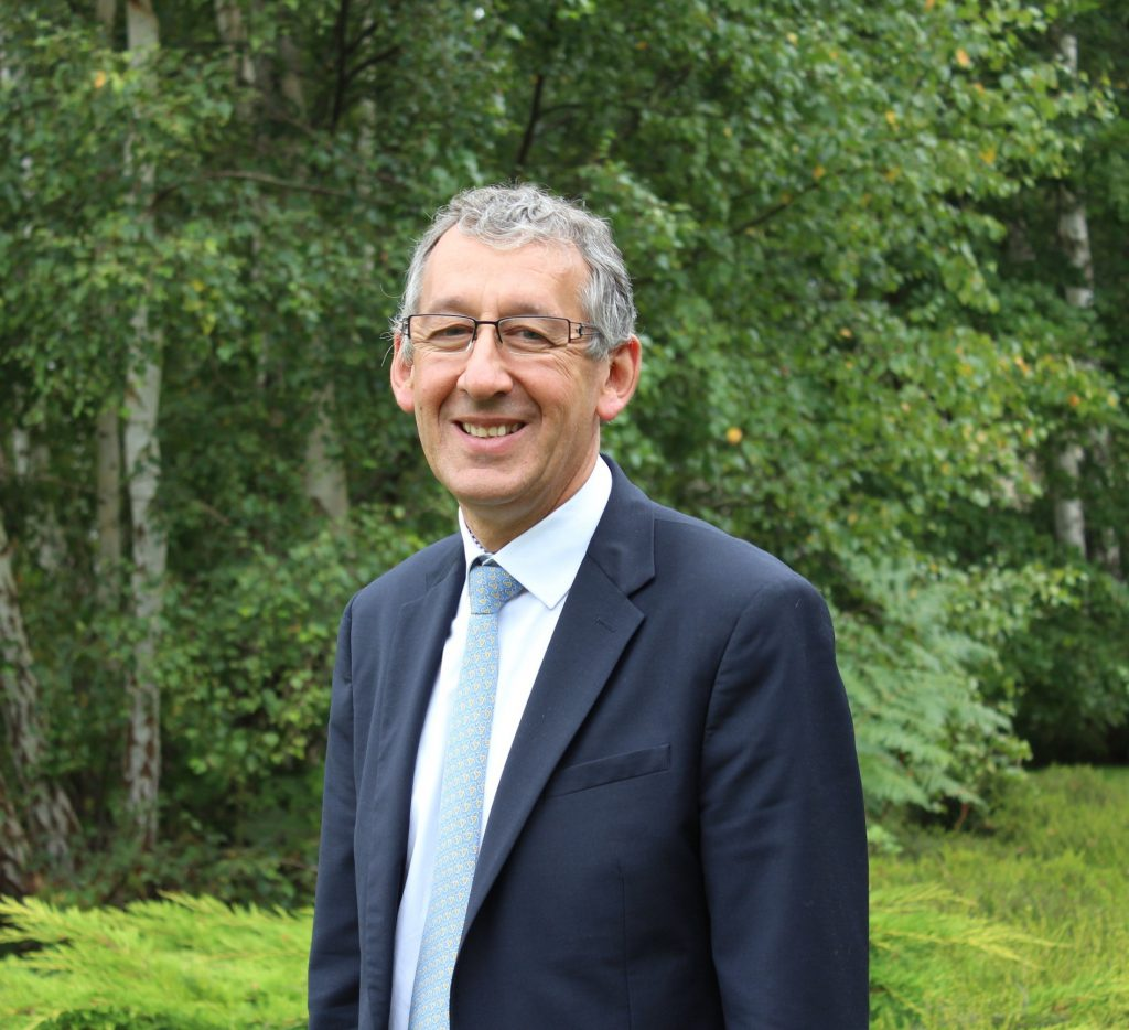 Pascal Lehongre, Président du CDG27