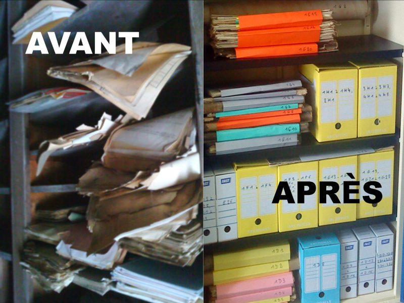 Gestion de vos archives : nous pouvons vous aider