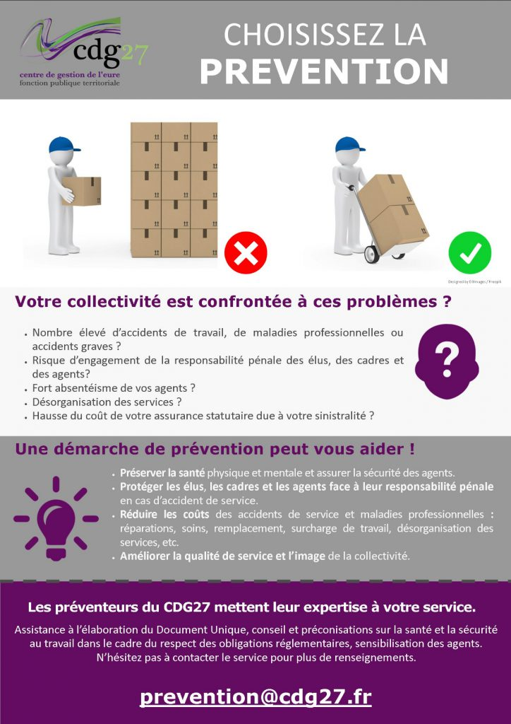 Choisissez la prevention CDG27