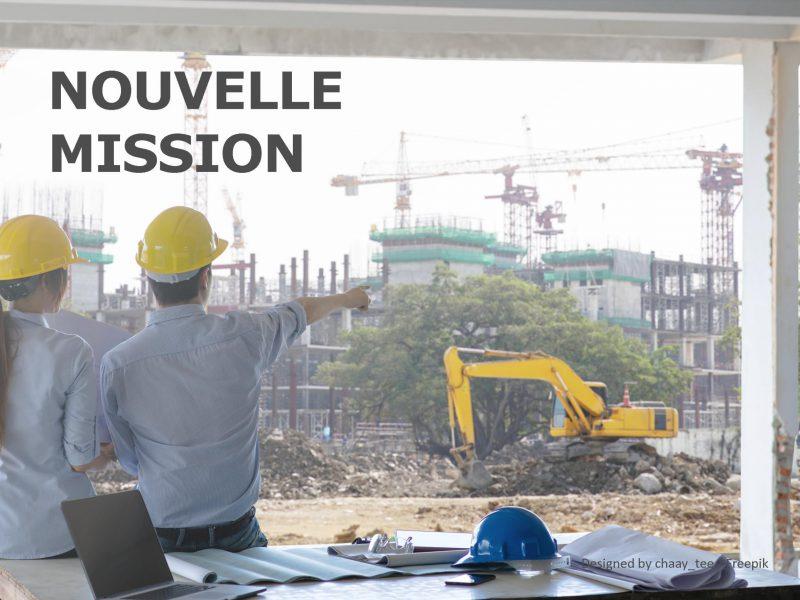 Accompagnement des équipes d'ingénierie lors des projets de construction ou rénovation