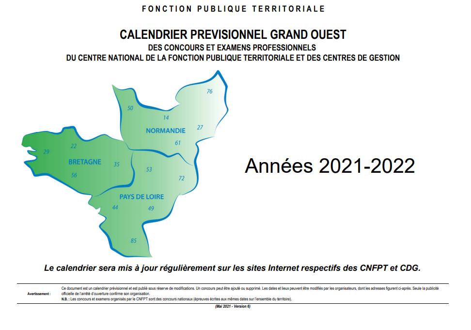 Calendrier Concours Fonction Publique Territoriale 2022 Calendrier des concours, examens du CDG 27 / Equivalences et